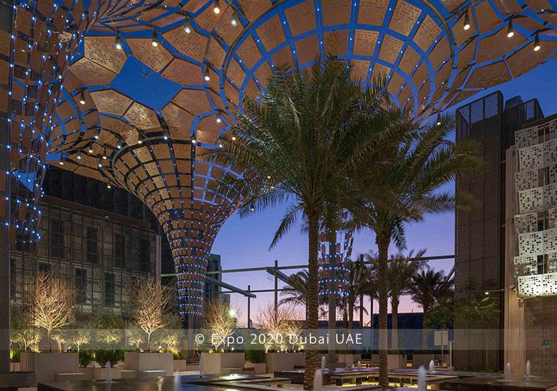 Expo 2020 Dubai and the UAE response to COVID-19