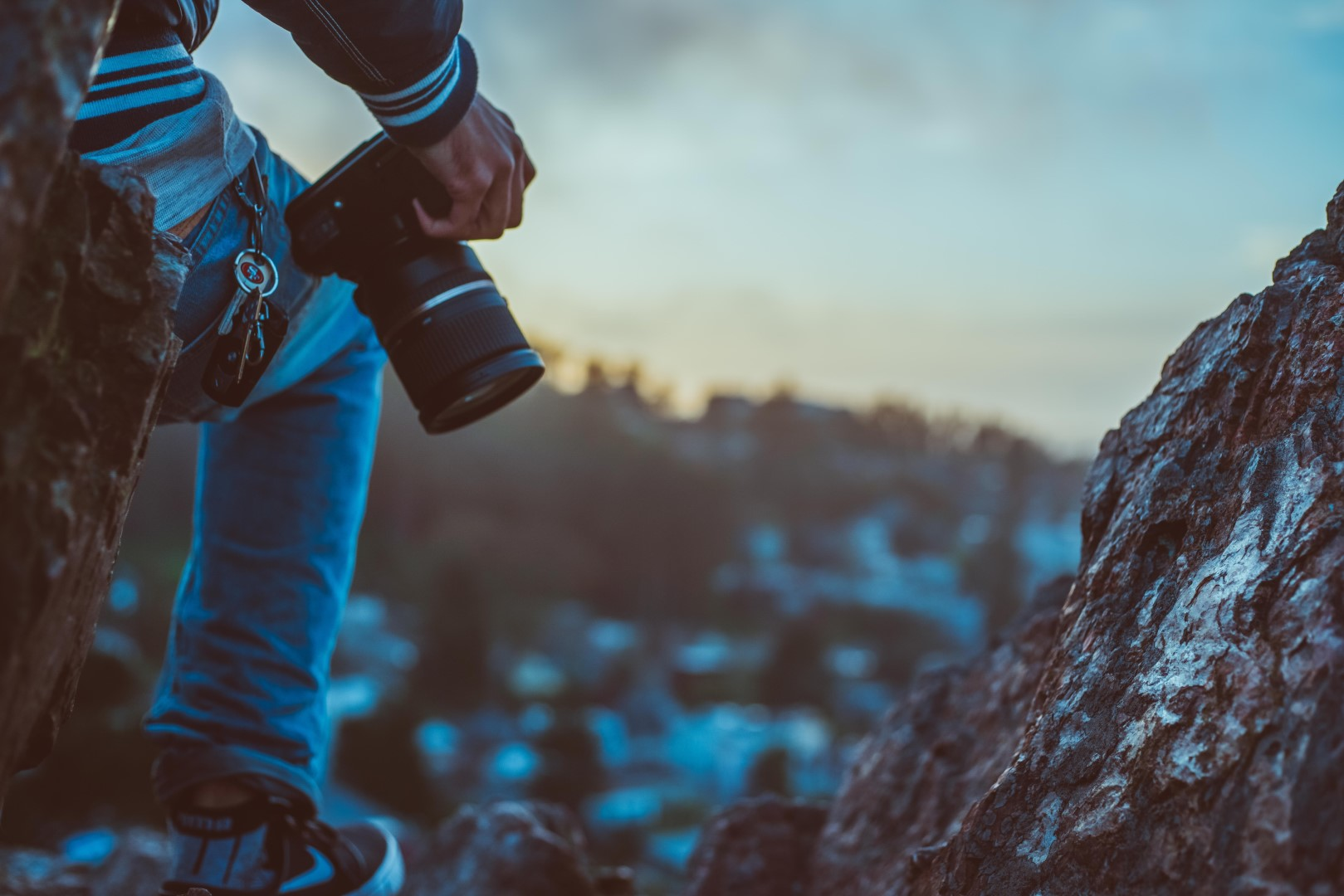 How to start in stock photography