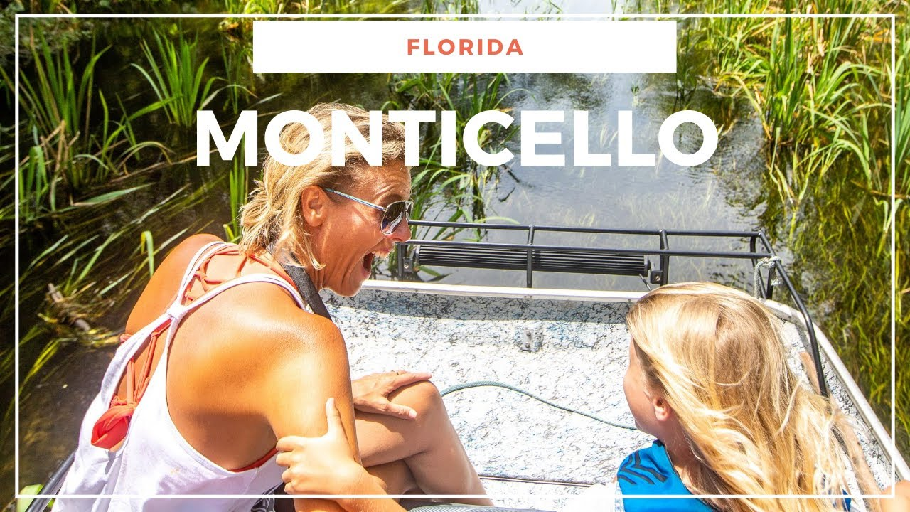 14 Fantastic Things To Do In Monticello, Florida (including adventure & history)