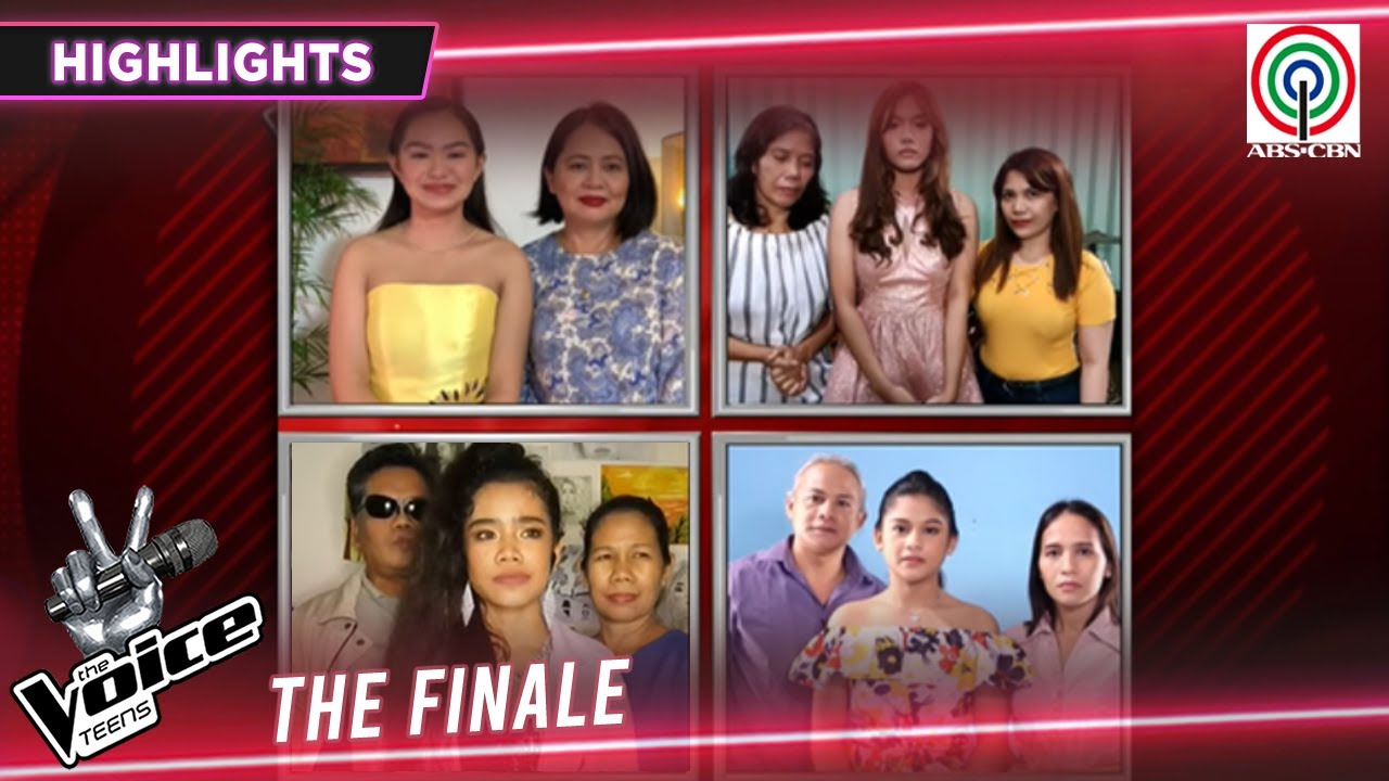 Heart, Cydel, Isang, and Kendra Named 'The Voice Teens' Champions