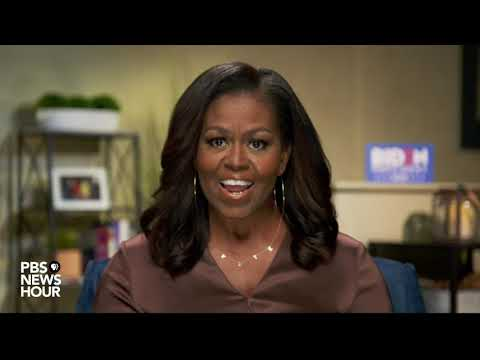 Michelle Obama: Donald Trump is 'clearly in over his head… it is what it is'