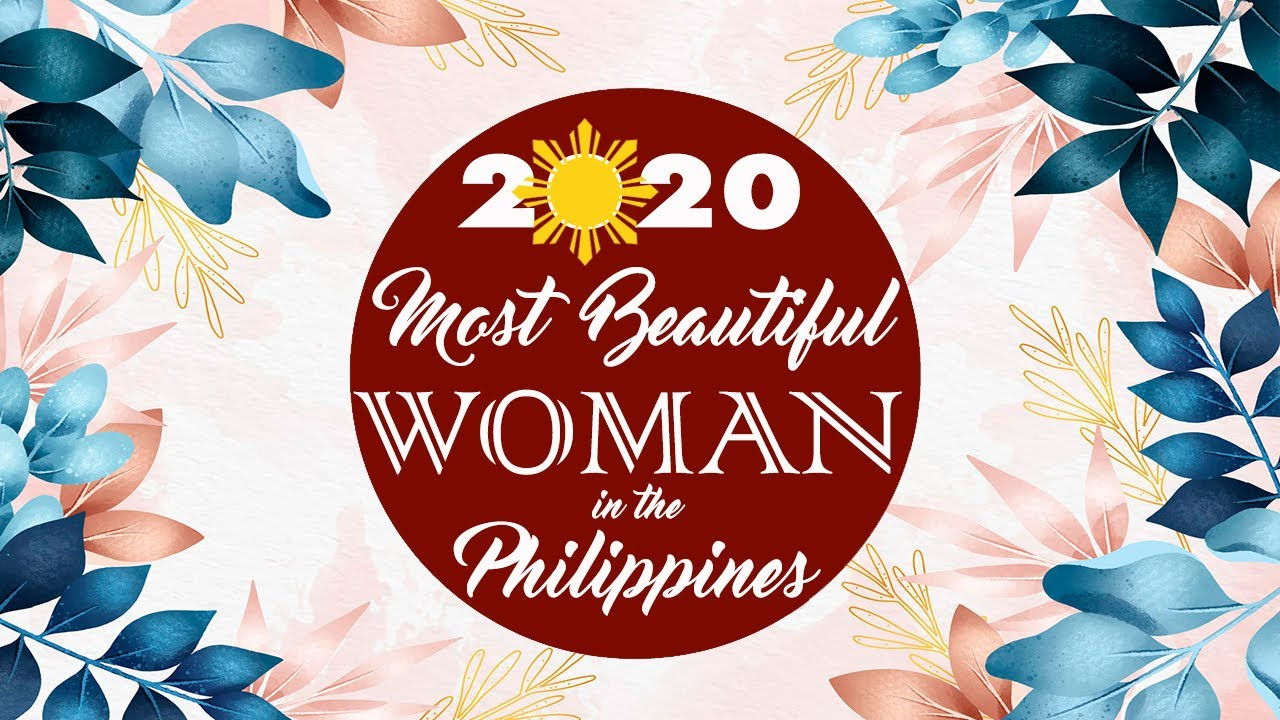 Nominees for 'Most Beautiful Woman in the Philippines 2020' Revealed