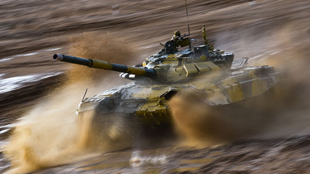 Russian new T-80BVM tanks couldn't hit targets during the Army-2020 forum