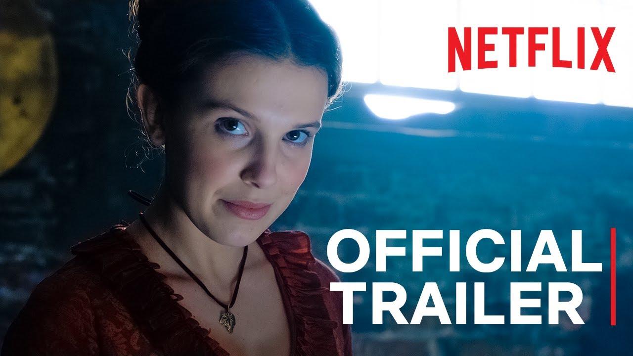 """""""The 'Enola Holmes' trailer is super-cute & so much fun"""" links"""
