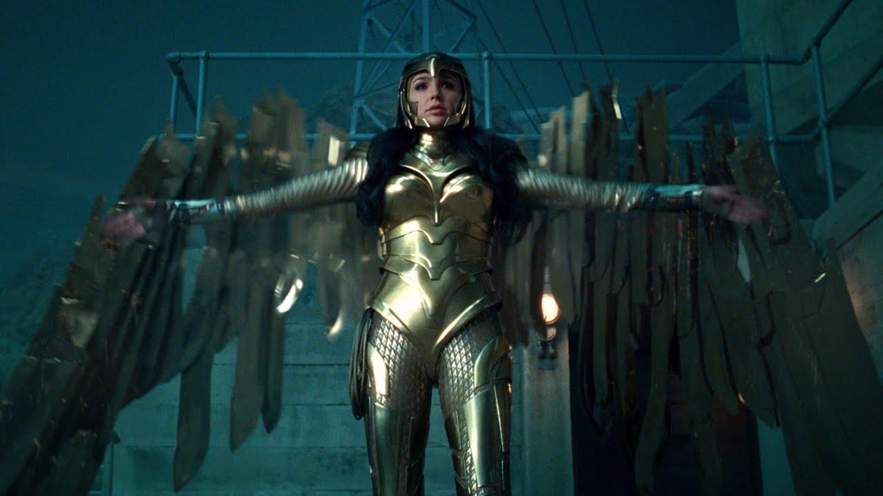 'Wonder Woman 1984' Unleashes Official Main Trailer
