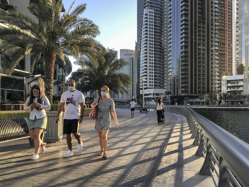The UAE's laws designed to prevent the spread of Covid-19