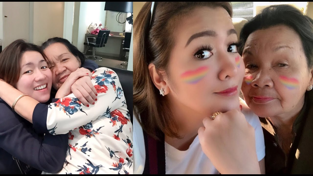 Angeline Quinto asks prayers for her adoptive mother Mama Bob