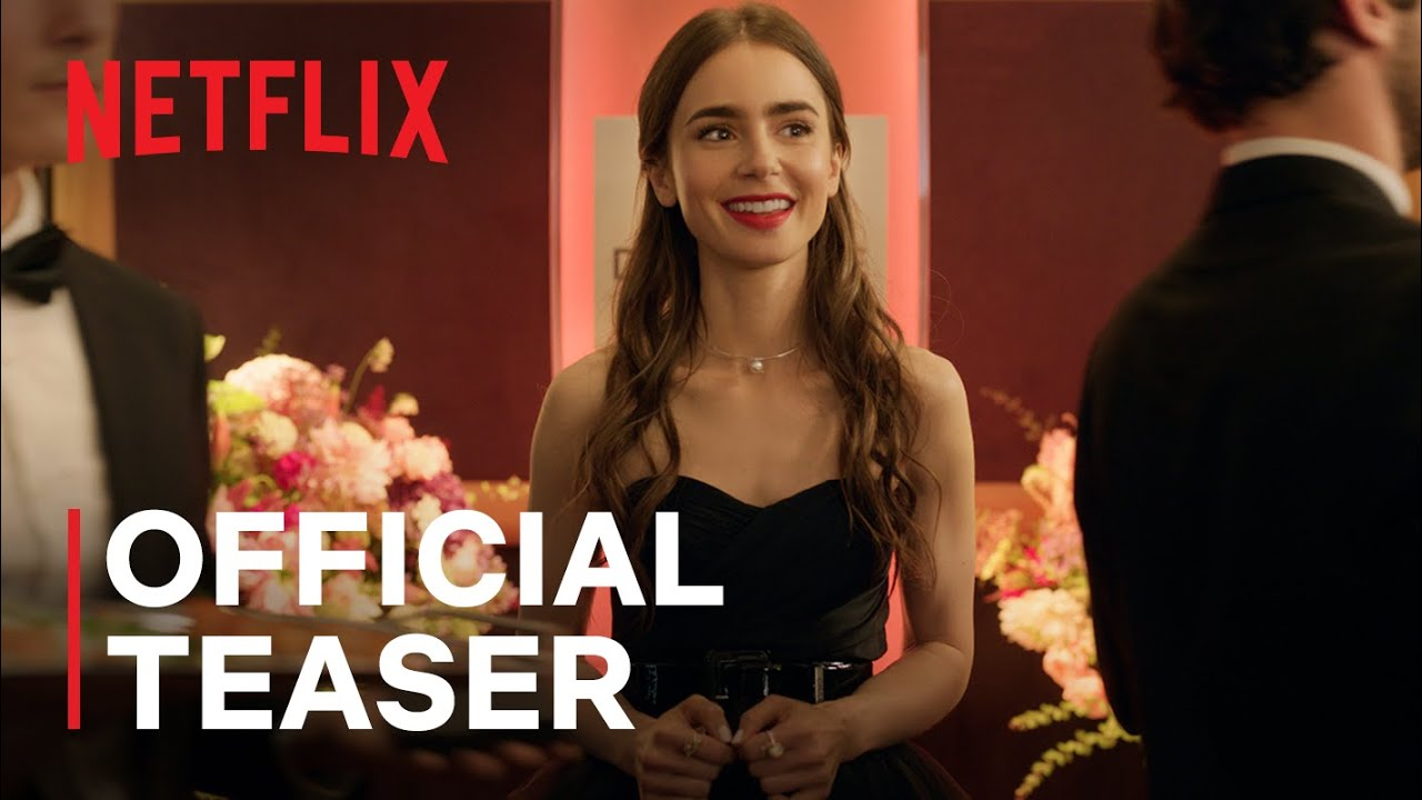 Here's the First Look at Netflix's Stylish New Show, Emily in Paris