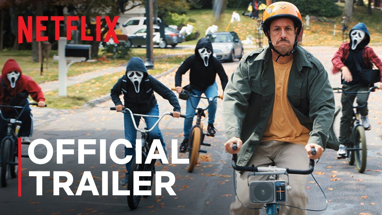 'Hubie Halloween' Starring Adam Sandler Premieres October 7 on Netflix