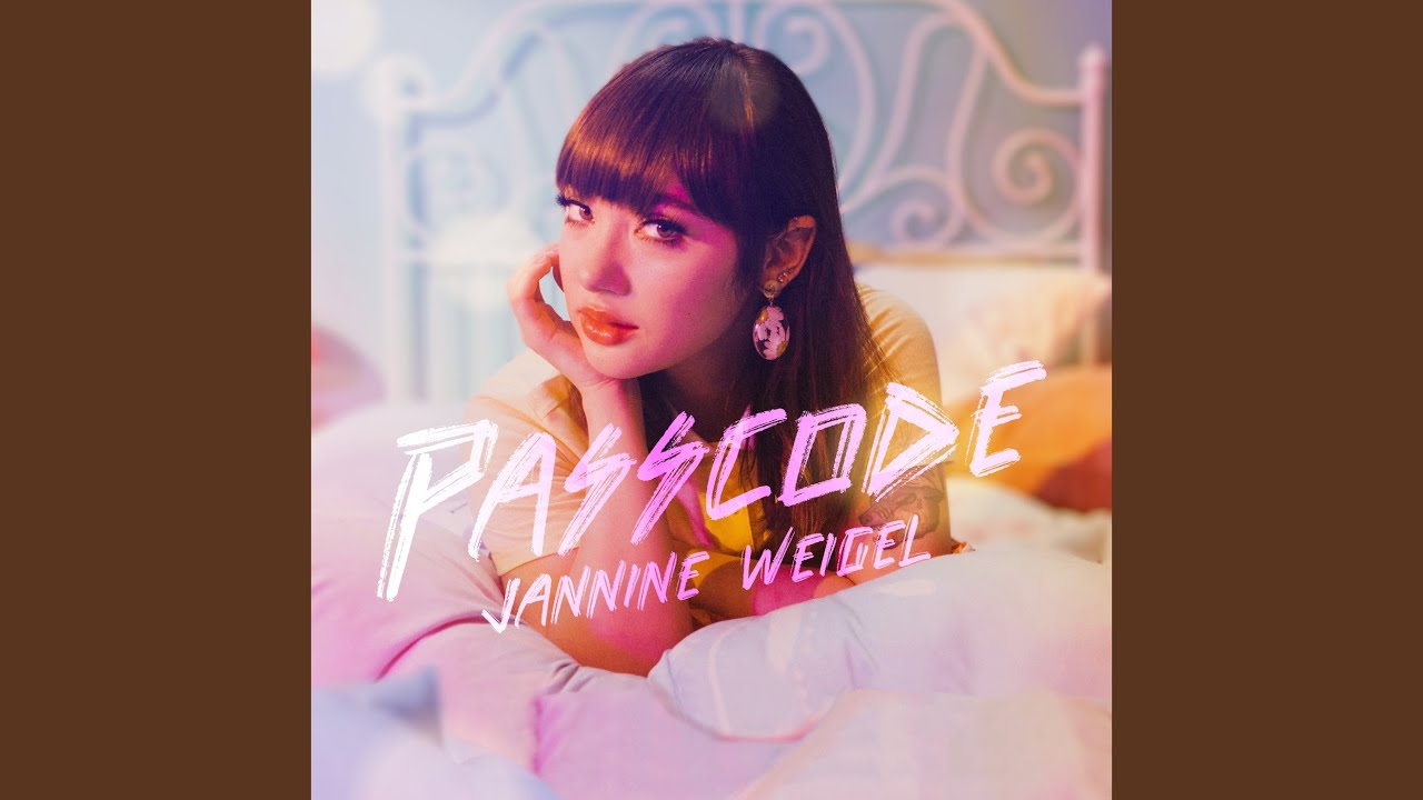 Jannine Weigel Drops New Single 'Passcode' (Audio)
