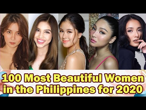 Kisses Delavin, Voted by Netizens as 'Most Beautiful Woman in the Philippines 2020'