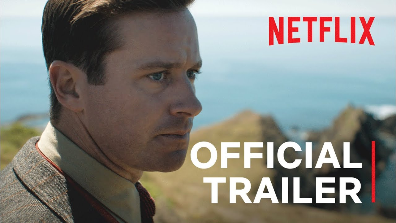Lily James, Armie Hammer and Kristin Scott Thomas Star in Netflix's 'Rebecca'