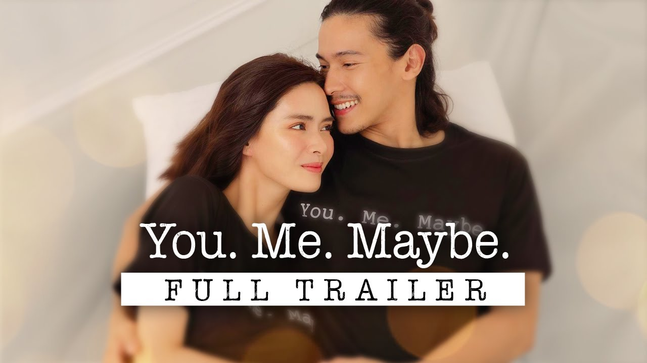 LOOK: Enchong Dee and Erich Gonzales in a new web series 'You. Me. Maybe.'
