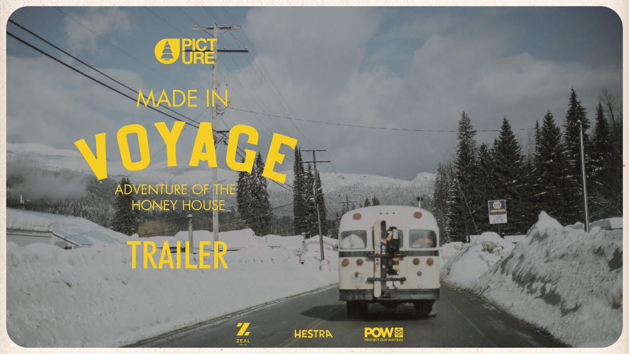 Magic Ski Bus: Seeking Fresh Powder in a 1960s School Bus