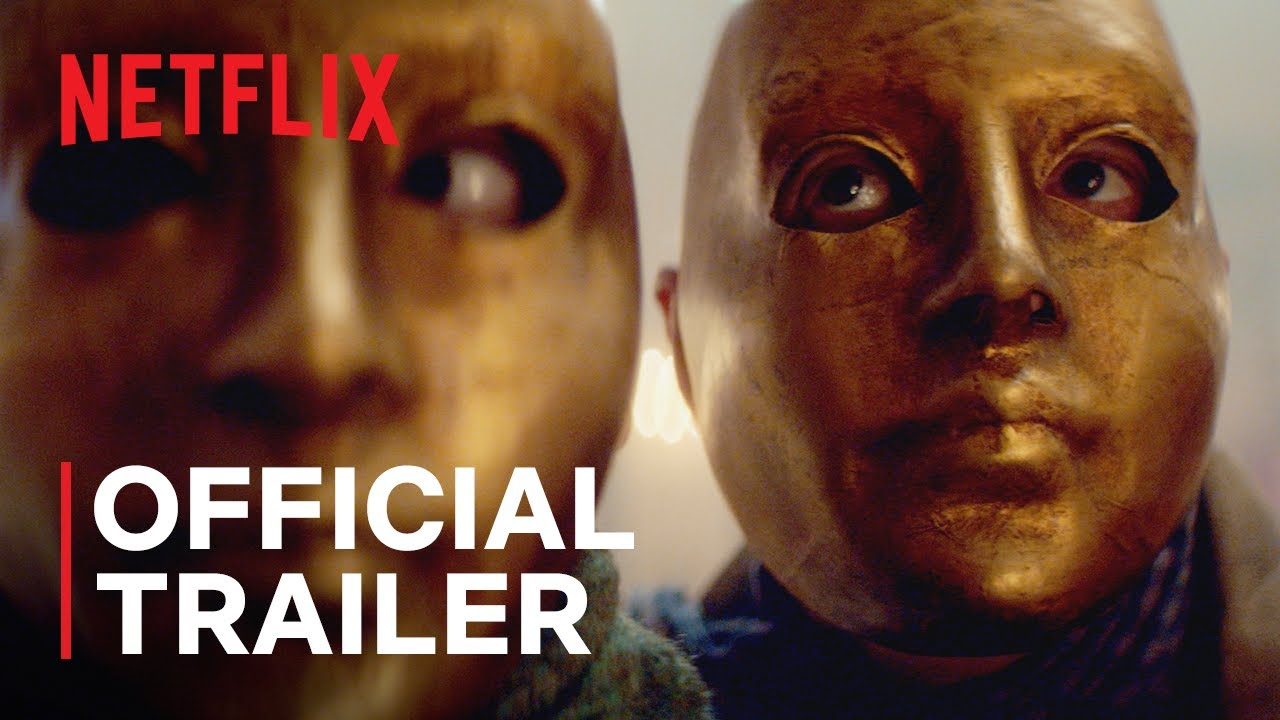 Netflix drops creepy trailer for post-apocalyptic horror film 'Cadaver', just in time for Halloween