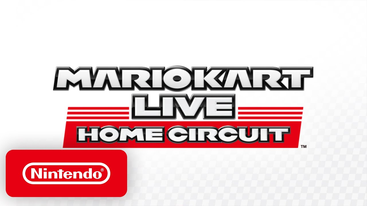 Nintendo's new 'Mario Kart Live' game lets you drive Mario around your IRL house