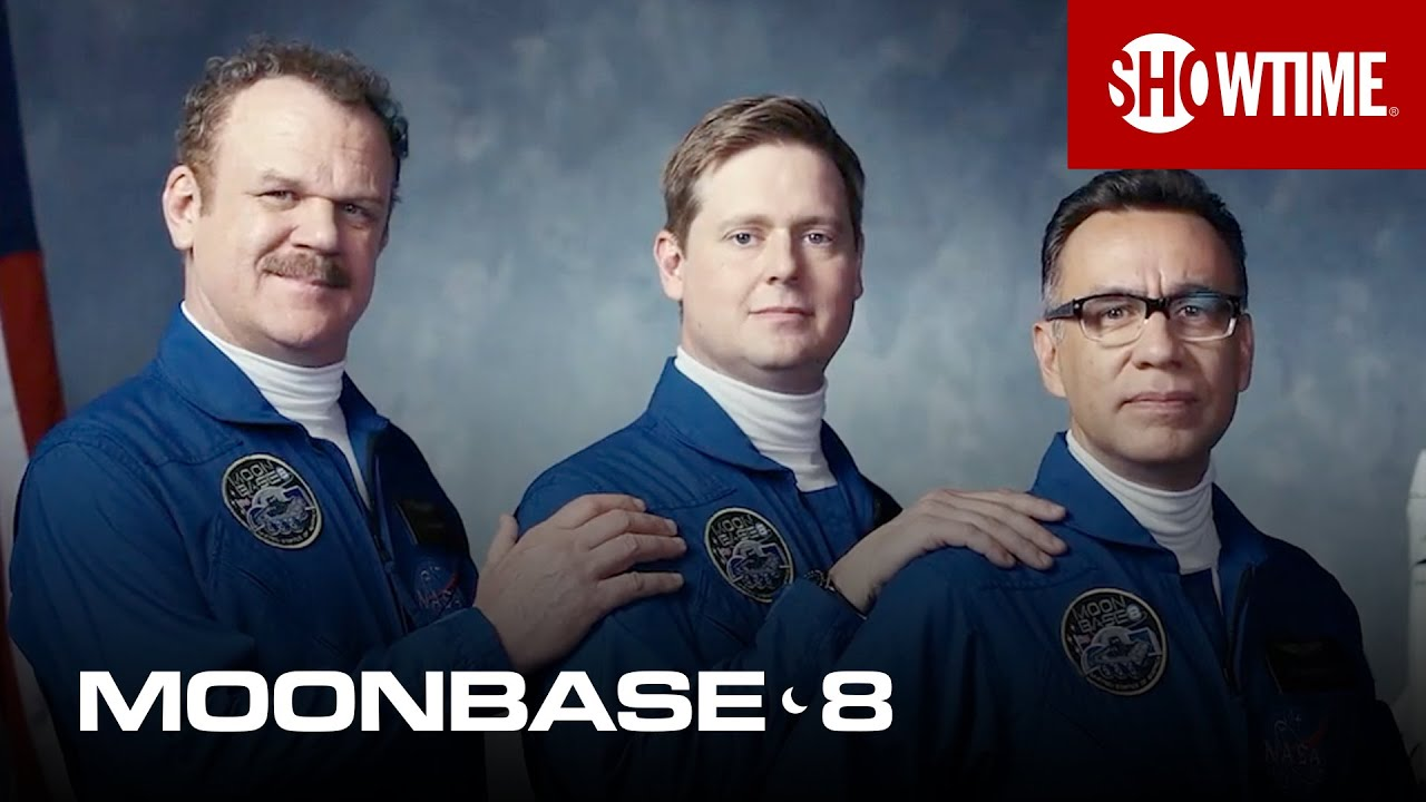 Showtime space series 'Moonbase 8,' from the 'Portlandia' crew, gets its first trailer