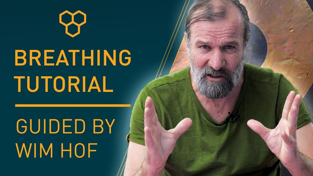 The Breathwork That Will Change Your Life by Wim Hof