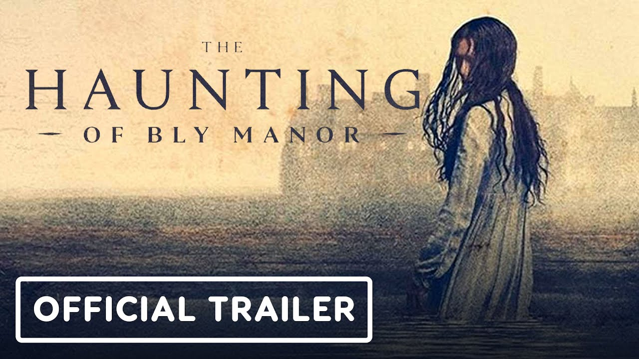 Watch the Official Trailer for 'The Haunting of Bly Manor'