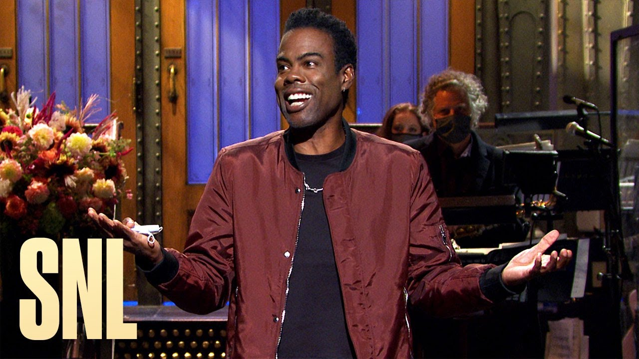 Chris Rock opened 'SNL' with a scorching take on the U.S. government