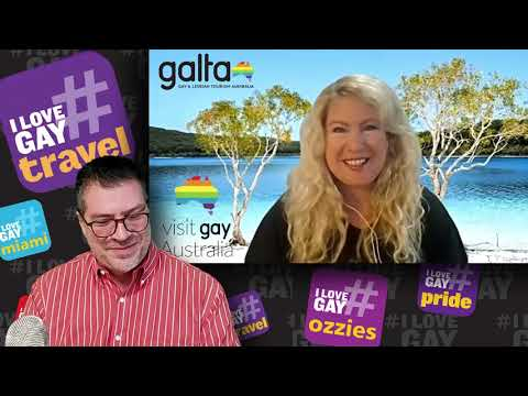 "#ILoveGay ""Voices of Australia – LGBTQ+ Travel"""