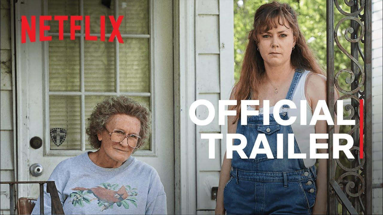 Netflix's 'Hillbilly Elegy' trailer has Amy Adams and Glenn Close navigating smalltown family dynamics