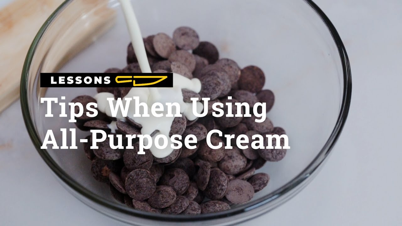 WATCH: How To Use All-Purpose Cream